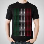 Tiesto - Mexico Black T-Shirt