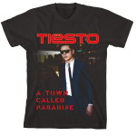 Tiësto A Town Called Paradise Ladies T-Shirt
