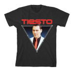 Tiësto Triangle Ladies T-Shirt