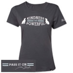 Kindness is Powerful Ladies T-shirt