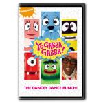Yo Gabba Gabba! The Dancey Dance Bunch DVD