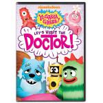 Yo Gabba Gabba! Let's Visit the Doctor DVD