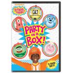 Yo Gabba Gabba! Party in a Box DVD