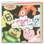 Let's Use Our Imaginations Book