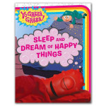 Sleep and Dream of Happy Things Book