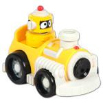 """Yo Gabba Gabba! 4"""" Mobile Vehicle Plex"""