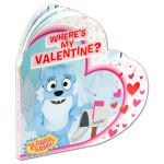 Where's My Valentine? Book