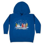 Yo Gabba Gabba! Live! Holiday Tour Pullover Hoodie