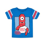 Yo Gabba Gabba! Muno Don't Bite Toddler T-shirt