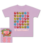 Yo Gabba Gabba! Live! Holiday Tour Toddler T-shirt