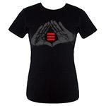 Jay-Z Blueprint 3 Ladies Hands T-Shirt