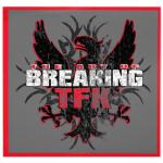 Thousand Foot Krutch - The Art of Breaking Sticker