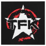 Thousand Foot Krutch - TFK Star Sticker