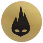 Thousand Foot Krutch - Mask Sticker