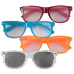 Electric Zoo CustomEyez Clear Lens Sunglasses