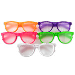 Electric Zoo CustomEyez Double Clear Lenses Sunglasses