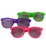 Electric Zoo CustomEyez Lines Double Lenses Sunglasses