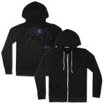 Electric Zoo Night Spider Hoodie