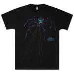 Electric Zoo Night Spider Tee