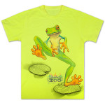 Electric Zoo Day Frog Tee