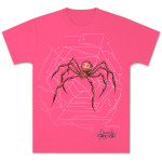 Electric Zoo Day Spider Tee