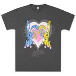 Electric Zoo Bunnies Unisex T-Shirt