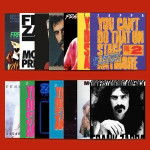 Frank Zappa - One Dozen Original Masters in Chronological order 1984 - 1991