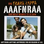 The Frank Zappa AAAFNRAA 2014 Birthday Bundle