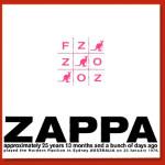 FZ:OZ- Frank Zappa