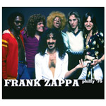 Frank Zappa - Philly '76 (Concert Double CD)