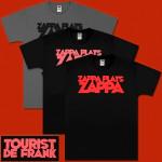 Zappa Plays Zappa Tourist De Frank T-shirt