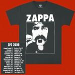 Zappa ZPZ 2009 Tour Shirt
