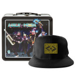 WALK THE MOON Lunchbox and 3D Logo Snapback Hat Bundle
