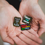 WALK THE MOON Button Pack