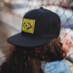 3D Logo Snapback Hat