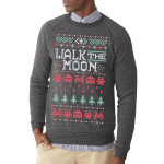 WALK THE MOON Holiday Sweater