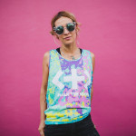 WALK THE MOON Shut Up and Dance Tank Top