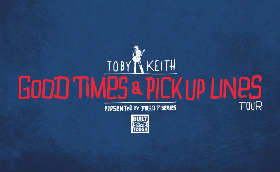 Good Times & Pickup Line Tour!