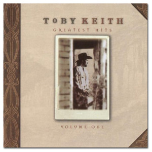 Toby Keith - Greatest Hits, Vol 1 [Ecopak] CD