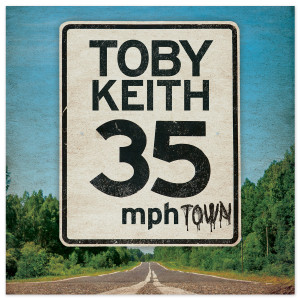 Toby Keith 35 MPH Town Digital Download