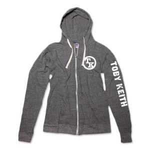 Toby Keith TK Logo Fleece Hoodie