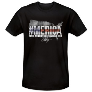 Toby Keith #MERICA T-shirt