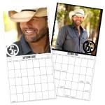 PRE-ORDER Toby Keith 2015 Wall Calendar