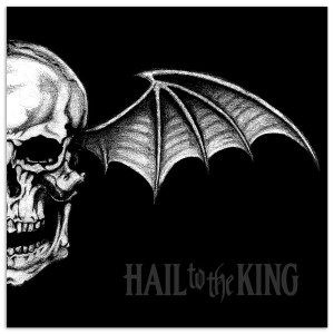 Avenged Sevenfold - Hail To The King Deluxe CD