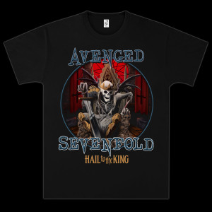 Avenged Sevenfold Deadly Rule T-Shirt