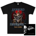 Avenged Sevenfold - Hail To The King Standard CD/T-Shirt Bundle