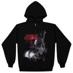 Avenged Sevenfold Spine Climber Zip Hoodie