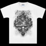 Avenged Sevenfold Bottoms Up T-Shirt