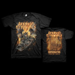 Avenged Sevenfold Shepherd of Fire Tour T-Shirt