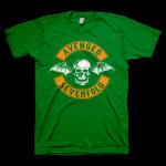 Avenged Sevenfold St. Paddy's Day T-Shirt